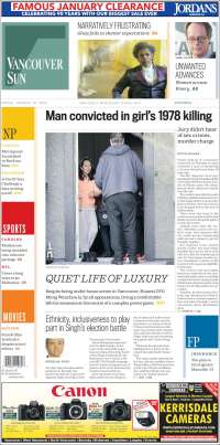 The Vancouver Sun