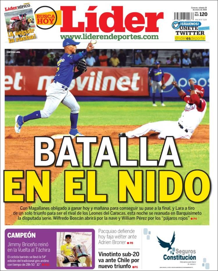 Diario Líder