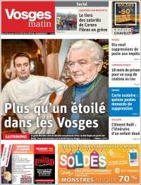 Vosges Matin