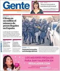 Gente en Palencia