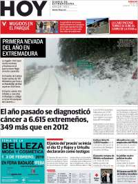 Hoy - Badajoz