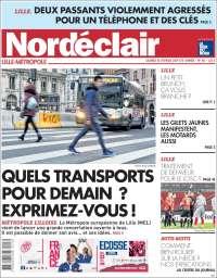 Portada de Nord Éclair (France)
