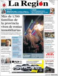 La Región de Ourense