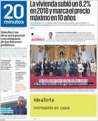 20 Minutos - Valencia