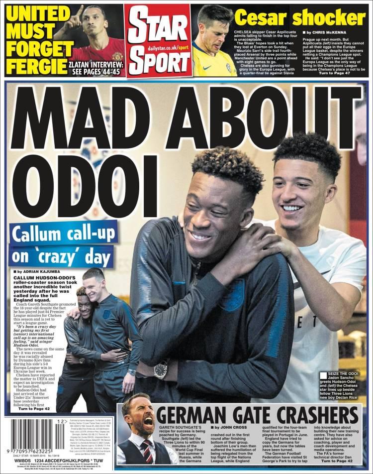 Portada de Star Sport (United Kingdom)