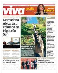 Portada de Viva Sevilla (España)