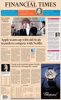 Financial Times - USA