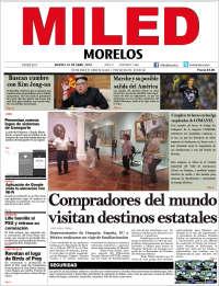 Portada de Miled - Morelos (Mexique)