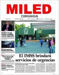 Portada de Miled - Chihuahua (Mexique)