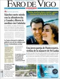 El Faro de Vigo - Ourense