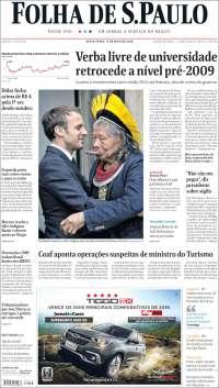 Folha de São Paulo