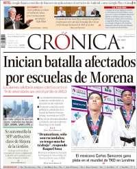 La Crónica de Hoy