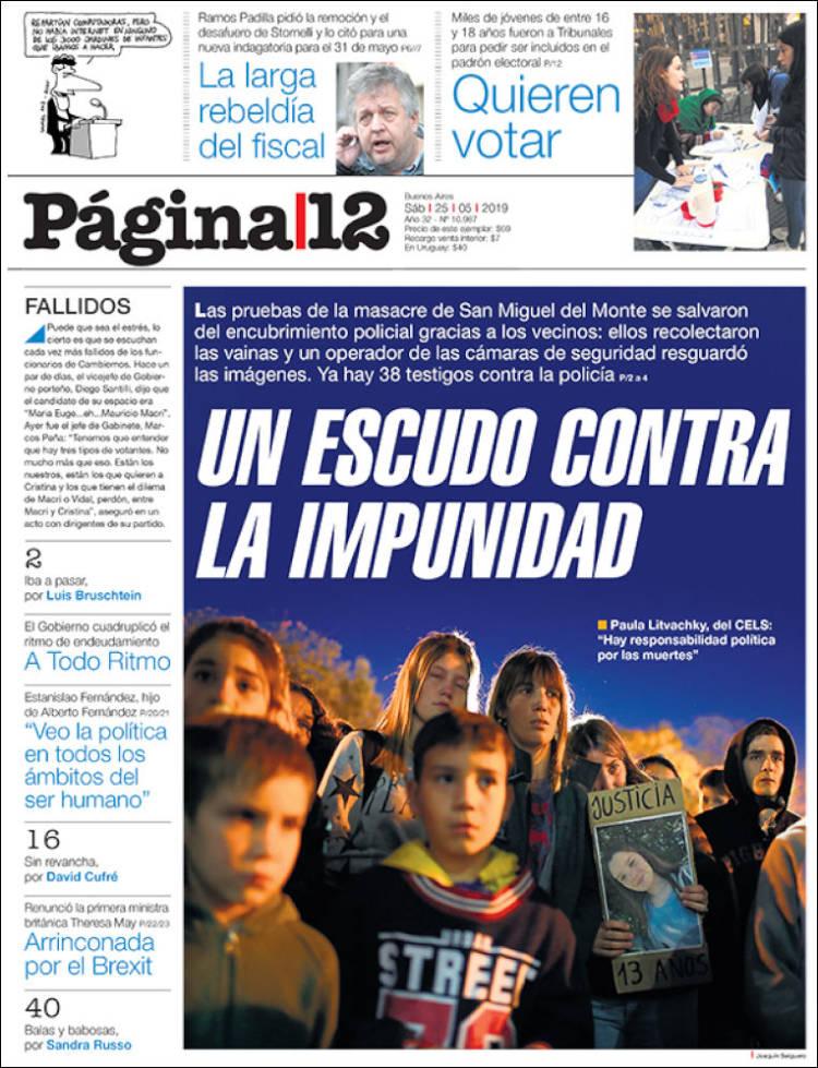 Página 12 Argentina