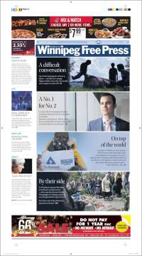 Winnipeg Free Press