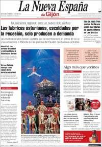 La Nueva España - Gijón