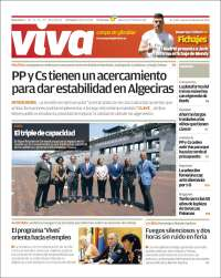 Portada de Viva Campo de Gibraltar (España)