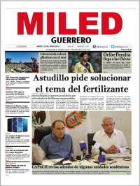 Portada de Miled - Guerrero (Mexique)