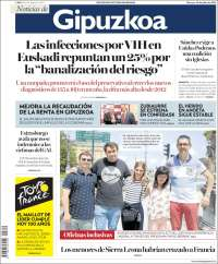 Noticias de Gipuzkoa