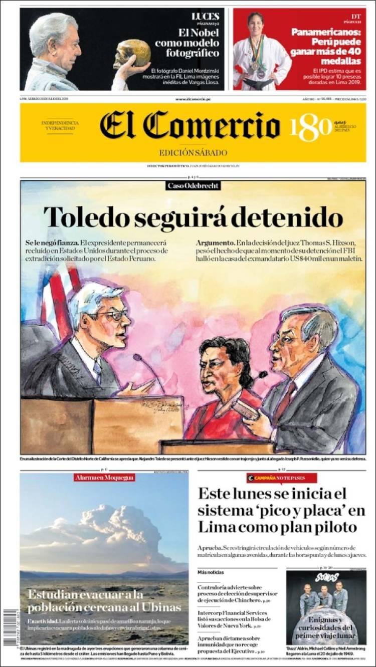 El Comercio Perú