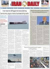 Iran Daily