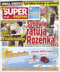 Portada de Super Express (Polonia)