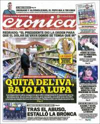 Crónica