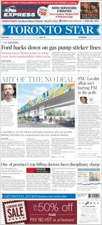 The Toronto Star