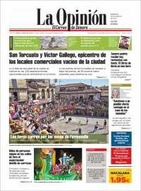 La Opinión - El Correo de Zamora
