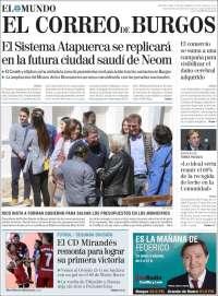 El Correo de Burgos