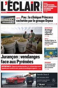 L'Eclair des Pyrénées