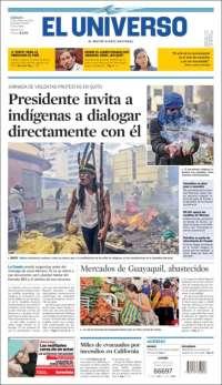 El Universo - Ecuador