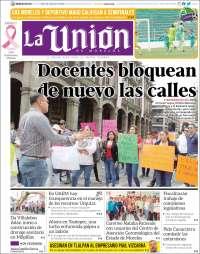 Portada de La Unión de Morelos (Mexique)