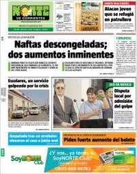 Portada de Norte Corrientes (Argentina)