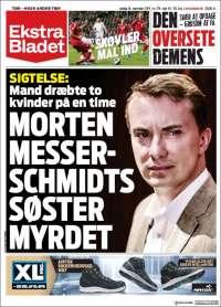 Portada de Ekstra Bladet (Denmark)