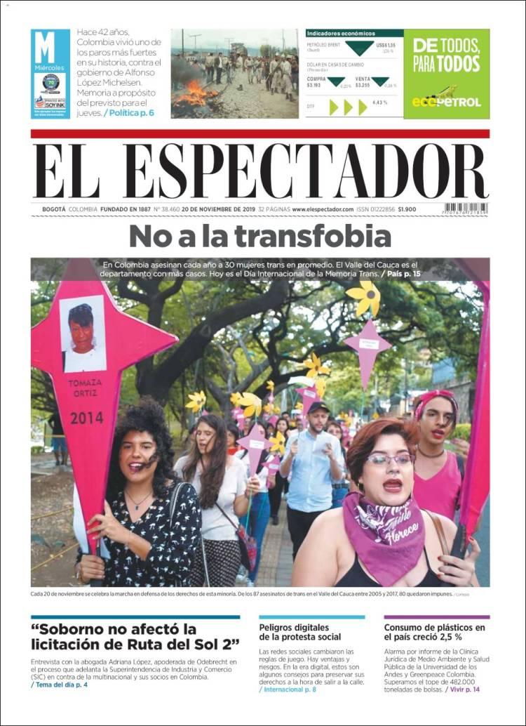 El Espectador Colombia