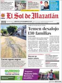 El Sol de Mazatlán