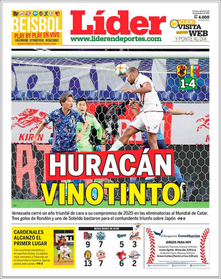 Diario Deportivo Líder