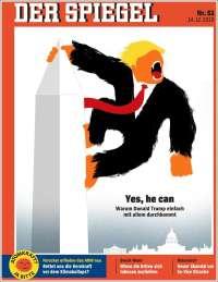 Portada de Der Spiegel (Germany)