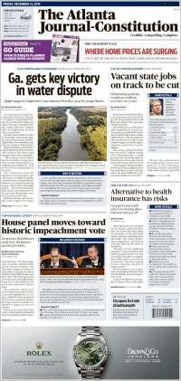 The Atlanta Journal-Constitution