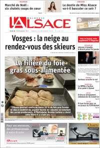 Journal L'Alsace