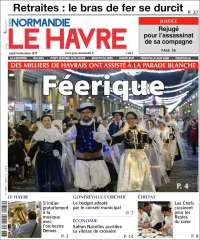 Portada de Le Havre Libre (France)