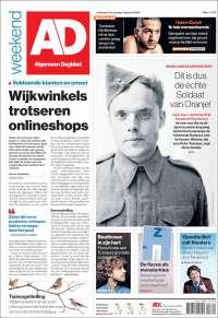 Portada de AD (Netherlands)