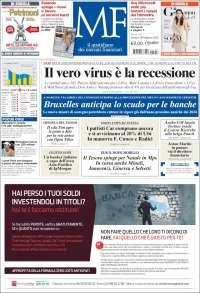 Portada de Milano Finanza (Italy)