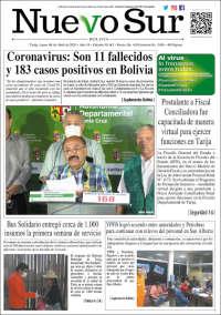 Nuevo Sur