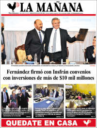 Diario La Mañana