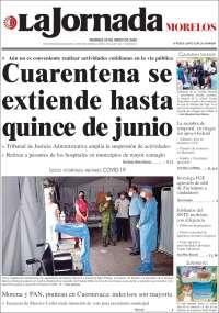 La Jornada - Morelos