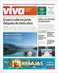 Portada de Viva Jaén (Espagne)