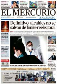 Mercurio de Valparaiso