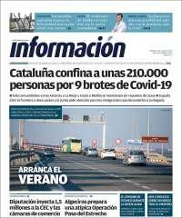 Portada de Viva Cadiz (Espagne)