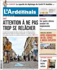 Portada de L'Ardenais (France)